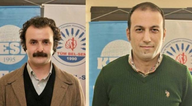İzmir'de sendikacılar gözaltına alındı