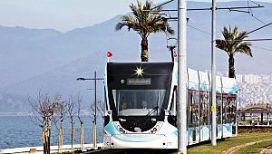 Konak'ta tramvaylı günler cumartesi başlıyor