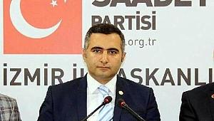 Saadet Partisi'nin İzmir'de aday listeleri hazır