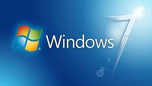Windows 7 sürümünün hakimiyeti bitmek üzere