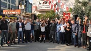CHP Menderes aday adayı Mehmet Gürbüz,