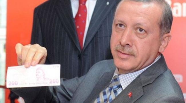 Erdoğan'ın zamlı maaşı belli oldu: Yüzde 26 zam!