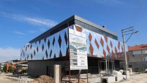 Sarnıç Kültür Merkezi Kasım'da açılıyor