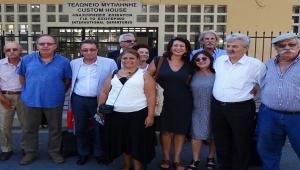 Yunanistan'a 'geçmiş olsun' ziyareti