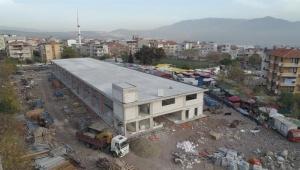 Bornova'ya üç yeni pazaryeri