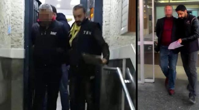 İzmir'de operasyon: Gözaltılar var