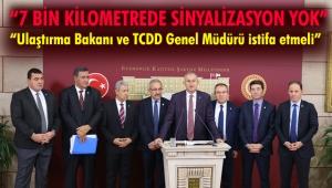 CHP Milletvekillerinden istifa çağrısı