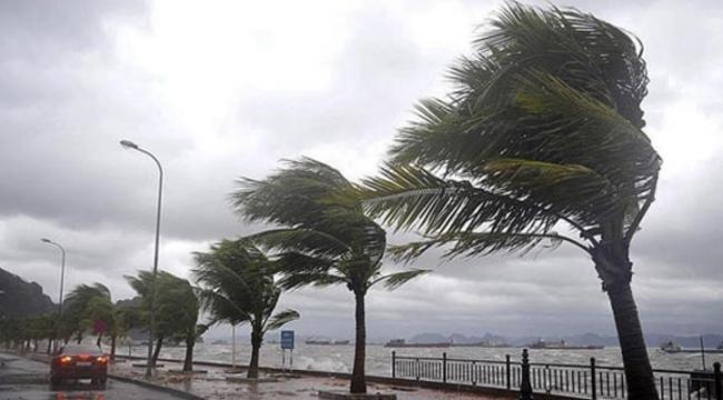 Meteorolojiden Ege için 'kuvvetli fırtına' uyarısı