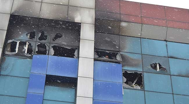 5 Suriyeli işçi yanarak hayatını kaybetti