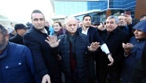 Başkan Karabağ'a sevgi seli büyüyor