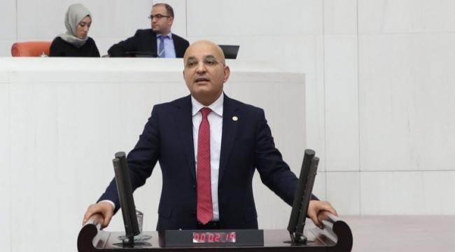 """AK Parti'ye oy vermeyeni Allah çarpar"" Meclis gündeminde"