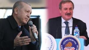 Erdoğan, Kredi Yurtlar genel müdürlüğüne teyzesinin oğlunu atadı