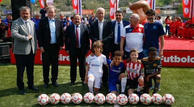 Altınordu'nun futbol karnavalı