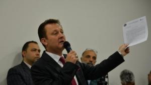 Başkan Aksoy işçilerin haklarını koruma yolunda ilk adımı attı