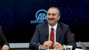 Adalet Bakanı müjdeledi: Bundan sonra az tutuklayacağız!