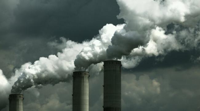 Atmosferdeki karbondioksit seviyesi rekor kırdı!