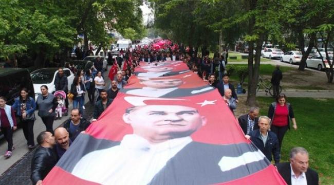 Bayraklı'da 19 Mayıs etkinliği