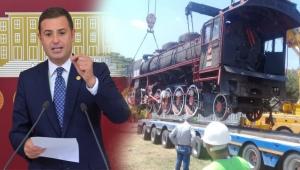 CHP'li Akın: Borçlu belediyenin 'kara tren' ile ne işi var?