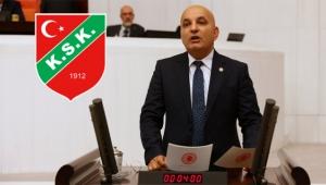 CHP'li Polat: Karşıyaka halkı cezalandırılmak mı istenmektedir?