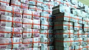 Hazine 7.58 milyar lira borçlandı