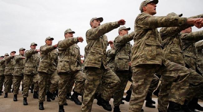 Saray'dan seçime 'tek tip askerlik' desteği