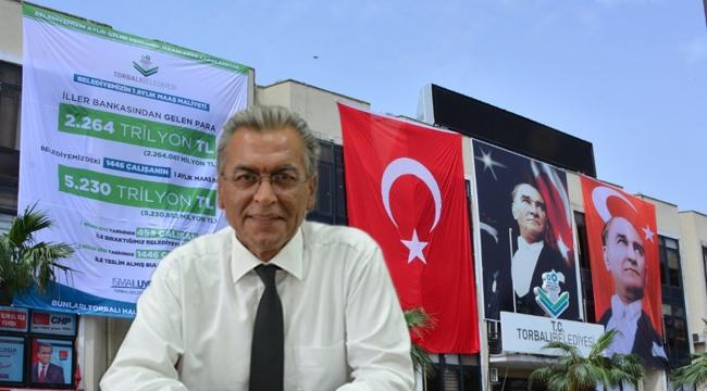 Torbalı Belediye Başkanı Uygur: Yüzünü görmediğimiz personellerimiz var!