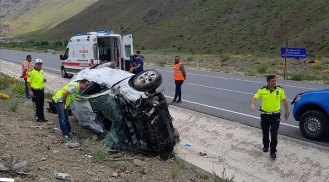 Bayram tatilinin 7 günlük bilançosu: 165 kaza, 69 ölü, 531 yaralı