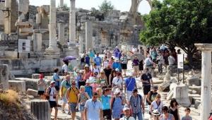 İzmir'i Haziran ayında 259 bin 184 kişi ziyaret etti