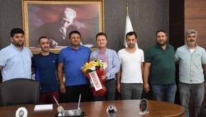 """Menemen Belediye Başkanı Serdar Aksoy: """"Menemen'de eski dönem bitmiştir"""""""