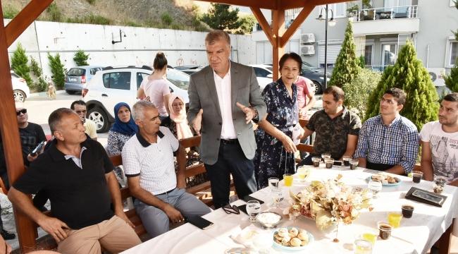 Engin: İzmir'in çekim merkezi Narlıdere olacak!