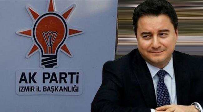 İzmir'de AKP'lilerin umudu 'Ali Babacan'