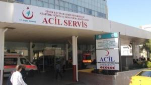 İzmir'de nöbetçi hastaneye 163 acemi kasap başvurdu