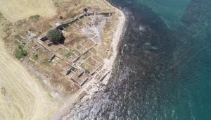 Kyme Antik Kenti'nin koruma derecesi düşürüldü!