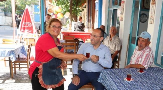 Urla'nın kadın kahvecileri