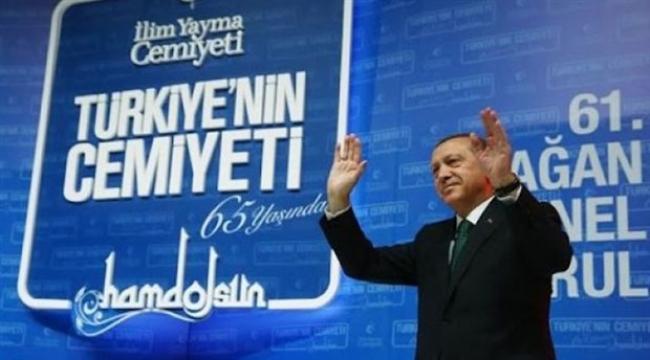 Yandaş soygunu devam ediyor: İlim Yayma Cemiyeti'ne 100 milyon TL!