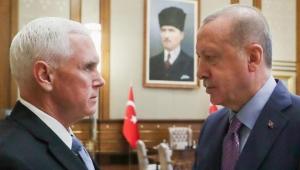 Pence açıkladı! Türkiye ile ABD anlaştı…