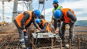 Son bir yılda inşaat sektöründe 493 bin kişi işsiz kaldı