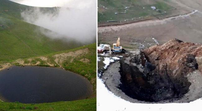 12 bin yıllık Dipsiz Göl'ü define için yok eden iki kişinin kimliği ortaya çıktı