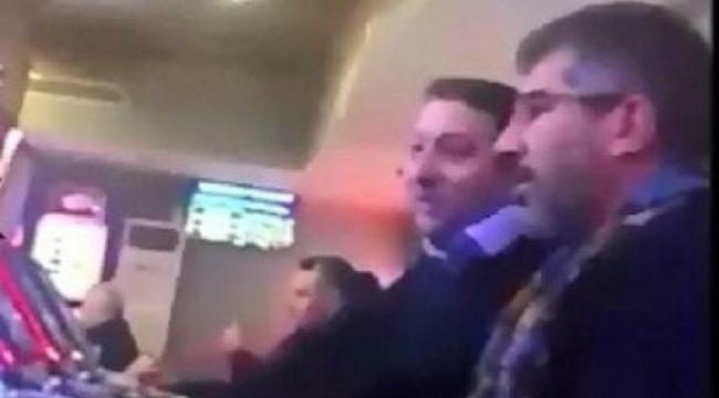 AKP'li yönetici kumarhanede görüntülendi