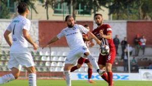 Altay'da gol var, galibiyet yok