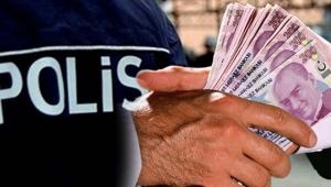 Emniyette rüşvet operasyonu: 8 polis tutuklandı