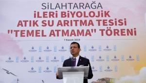 İmamoğlu'ndan Erdoğan'a 'temel atmama töreni' yanıtı