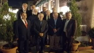 İzmir'de CHP'nin eski il başkanlarından ortak bildiri