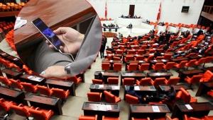 Vekillerin telefon faturası için vatandaşın cebinden 1.6 milyon lira çıktı