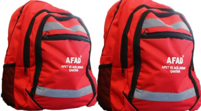 AFAD'a göre deprem çantasında bulundurulması gerekenler