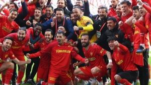 Göztepe Antalya'da kazandı!