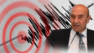 Manisa depremi İzmir'de hissedildi! Tunç Soyer'den ilk açıklama