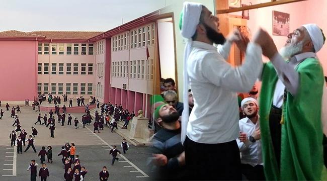 Tarikat ve cemaat İzmir'de okullara sızdı
