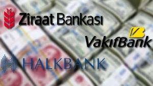 Ziraat, Halk ve Vakıflar Bankası eriyor! 3.6 milyar TL zarar nasıl oluştu?