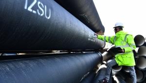 Dikili'nin içme suyu altyapısı yenileniyor